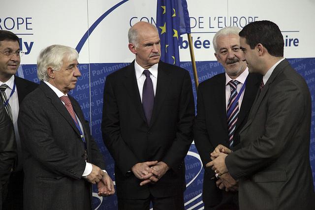 Κοινοβουλευτική Συνέλευση του Συμβουλίου της Ευρώπης