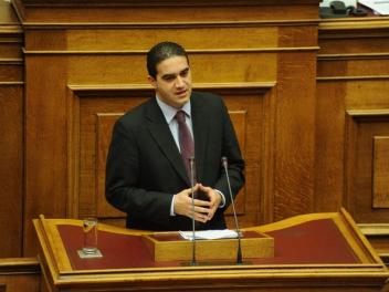 Στην πρώτη γραμμή της Κοινοβουλευτικής δραστηριότητας ανέδειξε σοβαρά θέματα για τη χώρα και την Ηλεία