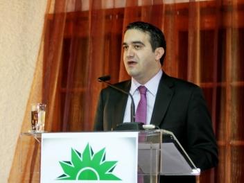 Προεκλογική ομιλία 2015 στον Πύργο στο ξενοδοχείο ΙΟΝΙΟΝ (Φωτογραφίες)