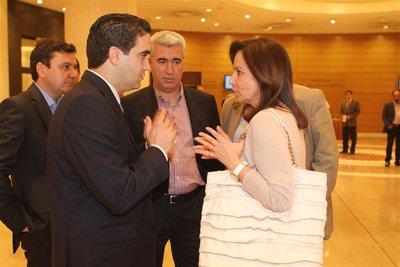 Διαμαντοπούλου Άννα (Υπουργός Παιδείας δια Βίου Μάθησης και Θρησκευμάτων), Κατρίνης Μιχάλης (Βουλευτής Ηλείας)