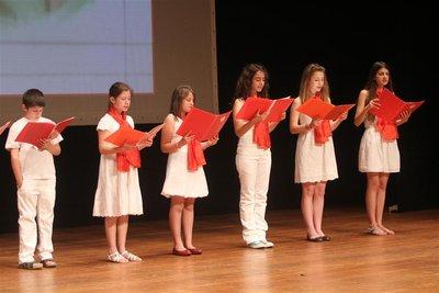 Παιδική Χορωδία Δήμου Αθηναίων