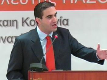 Νέα παρέμβαση Μιχάλη Κατρίνη για άμεση πρόσληψη εποχικών υπαλλήλων στα Λουτρά Καϊάφα
