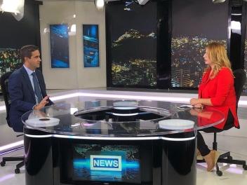 Με την Έλενα Σώκου στο «NEWS στις 8» του HELLASNET στον απόηχο της ομιλίας Γεννηματά και της προγραμματικής πρότασης του Κινήματος Αλλαγής