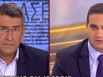 «Το θράσος αρκετών στελεχών του ΣΥΡΙΖΑ να αρθρογραφούν για την 3η Σεπτέμβρη ξεπερνά την ανικανότητά τους»