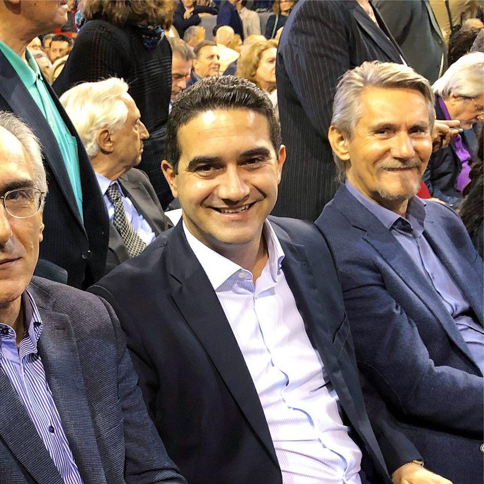 Στο «Πολιτικό Ηλεκτροσόκ» του XFM για τα γενέθλια του Κινήματος Αλλαγής, τα αναδρομικά των βουλευτών και το ατυχές φλέρτ του Τσίπρα με τους Ευρωπαίους σοσιαλιστές