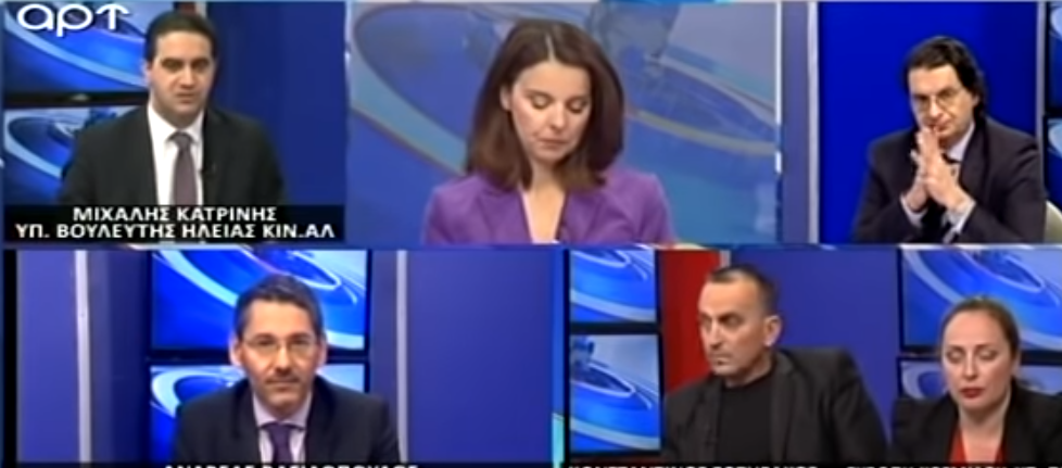 «Η κ.Δούρου δεν ανέλαβε την πολιτική ευθύνη για την τραγωδία στο Μάτι. Ο κ.Τσίπρας συνεχίζει να τη στηρίζει. Ας τους κρίνουν οι πολίτες της Αττικής» Στο «Εκρηκτικό δελτίο» με τη Νατάσσα Παραδείση και το Σπύρο Σταθάκη