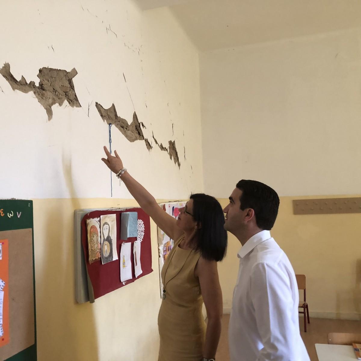 Απαιτείται Αντισεισμική θωράκιση σε όλα τα σχολικά κτήρια της Ηλείας