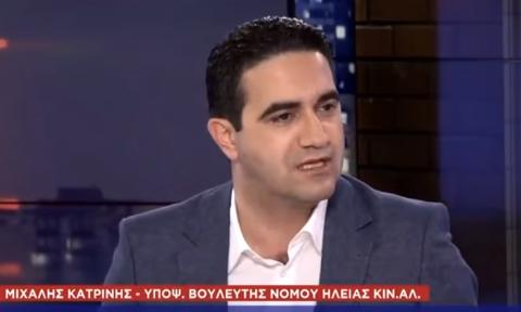 """«Ο κ. Μητσοτάκης επιδιώκει την αυτοδυναμία ως εναλλακτική της κυβέρνησης ΣΥΡΙΖΑ+μισθοφόρων. Χωρίς συνεννόηση σε ευρύτερο πλαίσιο, η χώρα δεν μπορεί να πάει μπροστά» Στο »ONE TALK"""" με το Δημήτρη Μανιάτη"""