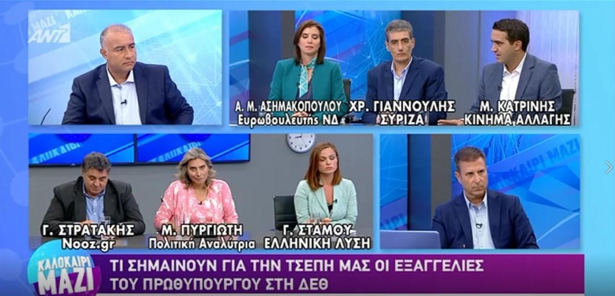 Πώς θα προστατέψει ο κ. Μητσοτάκης τα Μακεδονικά προϊόντα; -ΑΝΤ1