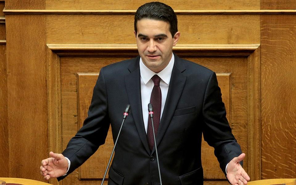 «Οι προεκλογικές κραυγές για τη Μακεδονία μετατράπηκαν σε εκκωφαντική απραξία» Ερώτηση Μ.Κατρίνη και 5 βουλευτών του Κιν. Αλλαγής για τα Μακεδονικά Προϊόντα