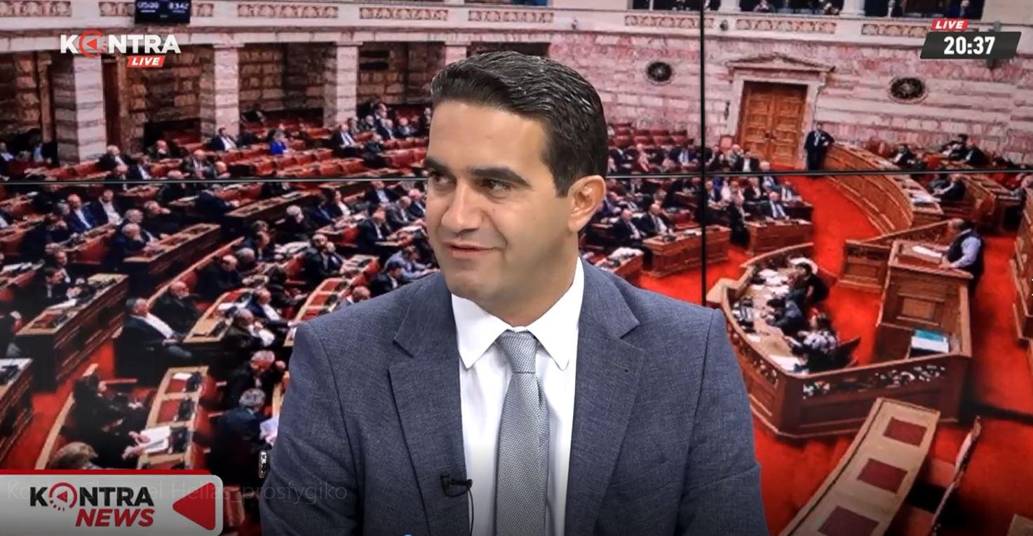 Η Ελλάδα δεν μπορεί να είναι ξέφρεγο αμπέλι – Στο KONTRA CHANNEL