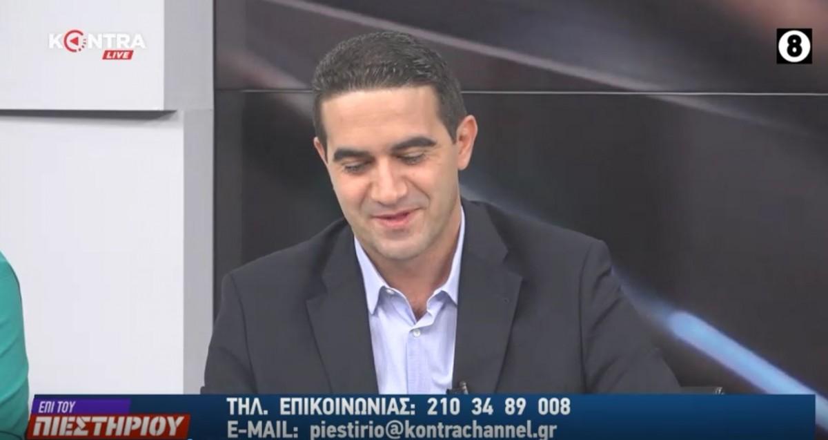 Ούτε ΣΥΡΙΖΑ, ούτε ΝΔ μπορούν να αντιγράψουν τις πολιτικές της παράταξής μας -ΚΟΝΤRA CHANNEL