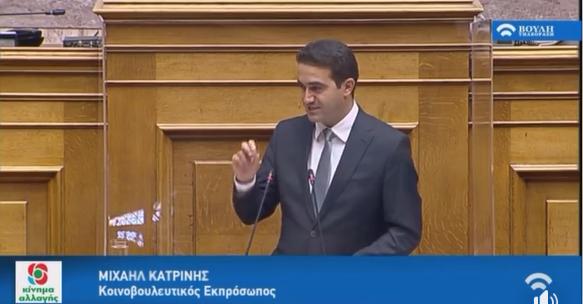 Από 1η Αυγούστου, με ευθύνη της κυβέρνησης, για πρώτη φορά μετά από δέκα χρόνια δεν θα υπάρχει στην Ελλάδα πλαίσιο προστασίας της πρώτης κατοικίας-ΟΜΙΛΙΑ ΣΤΗ ΒΟΥΛΗ