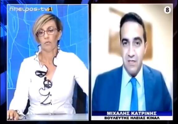 Μεταφέρουμε την αγωνία των ανθρώπων της αγοράς και καταθέτουμε συγκεκριμένες προτάσεις-ΗΠΕΙΡΟΣ TV1